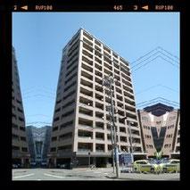 ラクラッセ札幌ステーションタワー_2000年11月竣工(LaClasseSapporoStationTower-Completed in 2000.11)