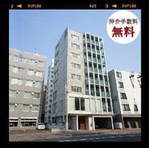 アンビシャス北大前_2008年12月竣工(AmbitiousHokudaiMae-Completed in 2008.12