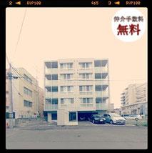 グランドサクセス南麻生_2016.10竣工-GroundSuccessMinamiAsabu-Completed in 2016.10