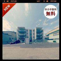 グランドサクセス創成川_2018年4月竣工(GroundSuccessSoseikawa-Completed in 2018.04)