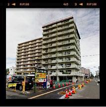 チサンマンション札幌第一_1973年5月竣工(ChisunApartmentSapporoFirst-Completed in 1973.05)