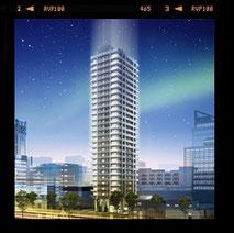 ブランズタワー札幌_2013年2月竣工(BranzTowerSapporo-Completed in 2013.02)