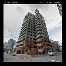 カーサセレブ札幌ステーション_2005年2月竣工(CasaCelebSapporoStation-Completed in 2005.02)