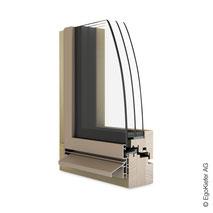 Holz Aluminium-Fenster EgoSelectionPlus