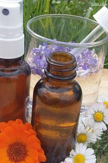 soins naturels plantes fleurs de bach élixirs floraux stress apaisement émotions