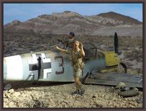 Me 109E-7 Tropical 1:32