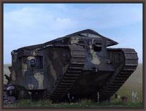 British Mk I 'Male' Tank / 1:35