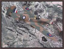 P-40E Kittyhawk 1:48