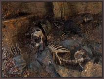 WWI Vignette, 54mm  Passchendaele 1917