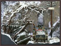 North Korea ; Winter 1950/51 ; Diorama 1/35