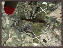 Azur Polikarpov I-16 Type 10, Dogfight Diorama 1/32