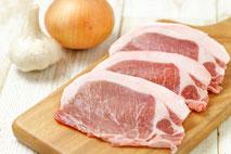 麻布十番パーソナルジムの豚ロース
