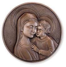 Einzigartiger Grabschmuck aus Bronze gibt es bei Grabmale Mölders in Duisburg