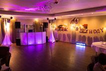 Event DJ Hochzeit, Geburtstag...