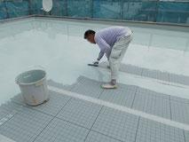 さいたま市で屋上防水工事の実績