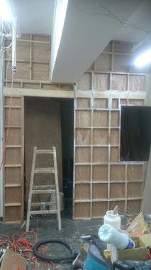 分間單位/ 劏房裝修/ 木榔分間裝修