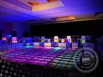 Alquiler de Pistas de Baile Iluminadas en Veracruz