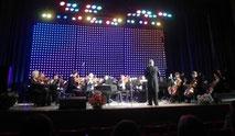 эстрадно-симфонический оркестр, Сергей Имашбаев, Северо-Казахстанская филармония, концерт