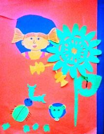 """Творческие миры детей. """"Художества"""" Оксаны Ефремовой"""