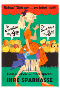 Preisvergleich - Plakat