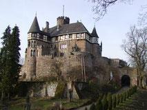 Bild: Schloss Berlepsch als Ziel einer geführten Radtour
