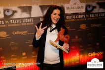 Mariella Ahrens belegt den 3. Platz © ExperiArts Entertainment - Stefan Stuhr