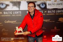 Wolfgang Lippert, Preisverleihung © ExperiArts Entertainment - Stefan Stuhr