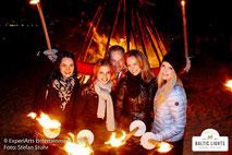 Nicole Mieth, Susan Sideropolous, Birte Glang, Mirja du Mont & Till Demtrøder © ExperiArts Entertainment - Stefan Stuhr