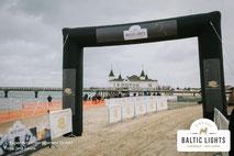 Startbogen Seebrücke Ahlbeck © ExperiArts Entertainment - Jana Lyons