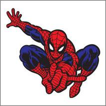 Stampa maglietta personalizzata super eroi