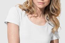 Maglietta donna con stampa personalizzabile da Foto e Grafica IMMAGINI a San Giorgio di Nogaro