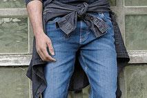 Stampa jeans personalizzati