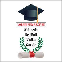 Festa di laurea, stampa maglietta personalizzata