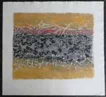 """Mark Tobey, """"Sonata"""", Auflage 99/100, Handsigniert, 49,5 cm x 40,5 cm , € 350,00"""