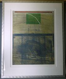 Karl Fred Dahmen, Radierung, Denkmal für einen Konstrukteur, 33/75, 1977 , € 620,00