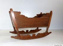 Antike süddeutsche Kinderwiege aus der Zeit um 1800, € 390,00