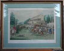 Charles I Hunt, (geb. 1803, gest. 1877), Radierung, Goodwood,, € 680,00