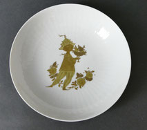 Rosenthal, Björn Wiinblad, Romanze, Studio-Line, Porzellanschale,Ø 19,5 cm , € 29,00
