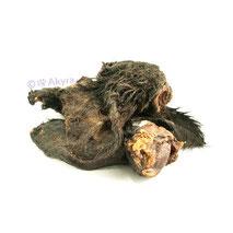 runderoren met oorpit -rund - oor met oorpit - oorpit -kluif -kauwbot