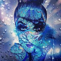 Gemälde Menschen online kaufen - Spray paint Acryl Beate Braß