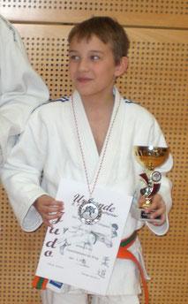 Pokal und Silber für Steven Odegaard