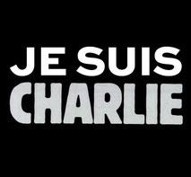 Joachim Roncin, Charlie Hebdo (charliehebdo.fr), « Je suis Charlie », 7 janvier 2015.