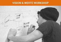 Vision und Werte Workshop für den Vertrieb