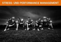 Stress und Performance Management für den Vertrieb