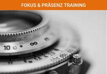 Fokus & Präsenz Training für den Vertrieb