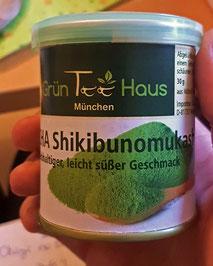 gruenteehaus münchen matcha Shikibunomukashi