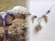 joya-artistica-con-pelo-animal-mi-miga-recuerdo-collar-cuero-plata-ley-ala-perro-cristal-facetado-hugo