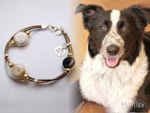 joya-artistica-con-pelo-animal-mi-miga-pulsera-cuero-oro-plata-ley-perlas-cristal-perros-cooper-nonito-kiko
