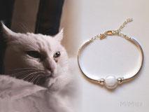 joya-artistica-con-pelo-animal-mi-miga-pulsera-novia-boda-plata-ley-gato-agamenon