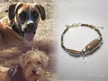 artistic-pet-hair-jewellery-mi-miga-bracelet-leather-silver-dogs-lula-gaspar